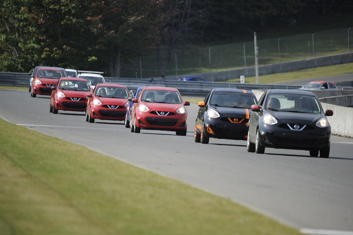 Coupe Nissan Sentra Cup in Photos, SEPTEMBER 22 - 24  | CIRCUIT MONT-TREMBLANT, QC - 25-170925134938