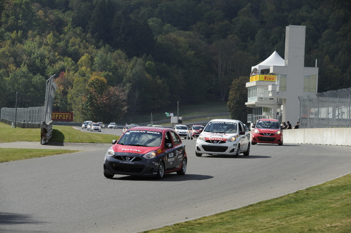 Coupe Nissan Sentra Cup in Photos, SEPTEMBER 22 - 24  | CIRCUIT MONT-TREMBLANT, QC - 25-170925134939