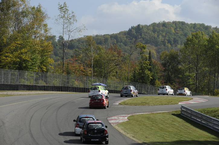 Coupe Nissan Sentra Cup in Photos, SEPTEMBER 22 - 24  | CIRCUIT MONT-TREMBLANT, QC - 25-170925134941