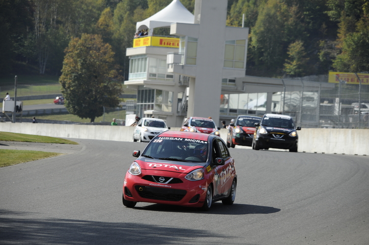 Coupe Nissan Sentra Cup in Photos, SEPTEMBER 22 - 24  | CIRCUIT MONT-TREMBLANT, QC - 25-170925134942