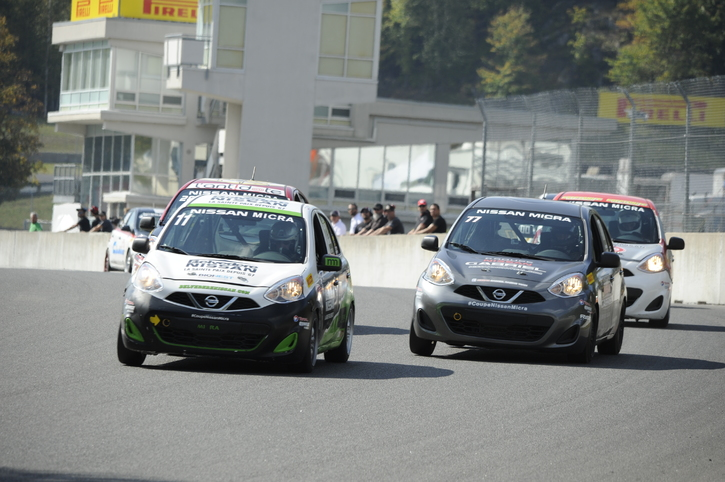 Coupe Nissan Sentra Cup in Photos, SEPTEMBER 22 - 24  | CIRCUIT MONT-TREMBLANT, QC - 25-170925134944