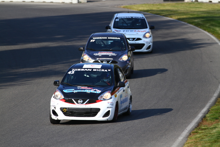 Coupe Nissan Sentra Cup in Photos, SEPTEMBER 22 - 24  | CIRCUIT MONT-TREMBLANT, QC - 25-170925135515