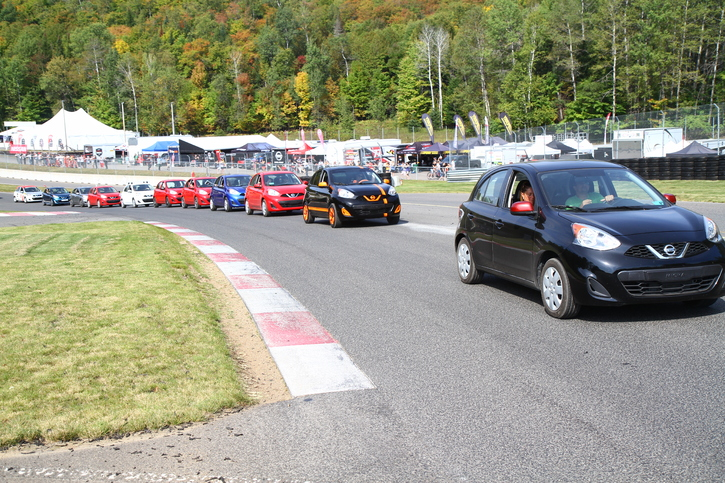 Coupe Nissan Sentra Cup in Photos, SEPTEMBER 22 - 24  | CIRCUIT MONT-TREMBLANT, QC - 25-170925135518