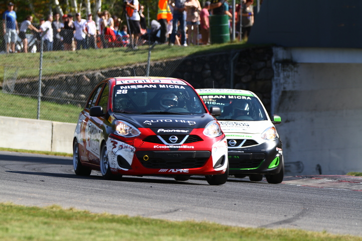 Coupe Nissan Sentra Cup in Photos, SEPTEMBER 22 - 24  | CIRCUIT MONT-TREMBLANT, QC - 25-170925135520