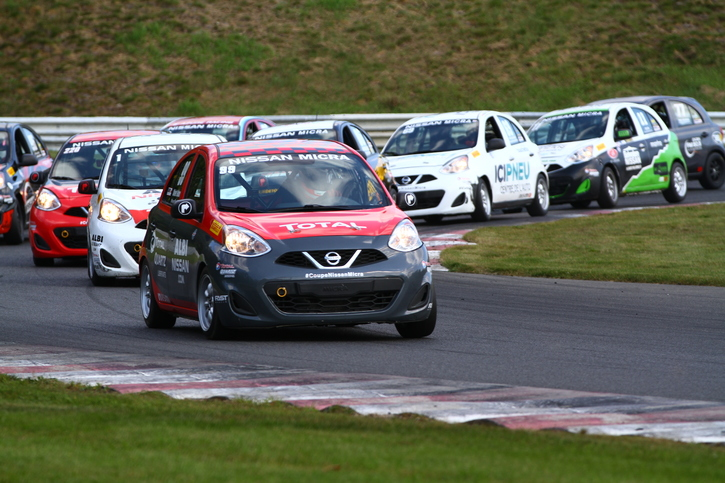 Coupe Nissan Sentra Cup in Photos, SEPTEMBER 22 - 24  | CIRCUIT MONT-TREMBLANT, QC - 25-170925135521