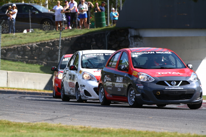 Coupe Nissan Sentra Cup in Photos, SEPTEMBER 22 - 24  | CIRCUIT MONT-TREMBLANT, QC - 25-170925135523
