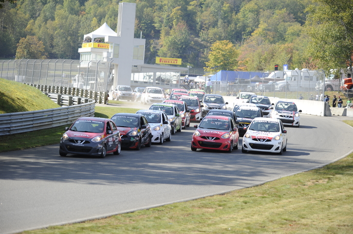 Coupe Nissan Sentra Cup in Photos, SEPTEMBER 22 - 24  | CIRCUIT MONT-TREMBLANT, QC - 25-170925135608