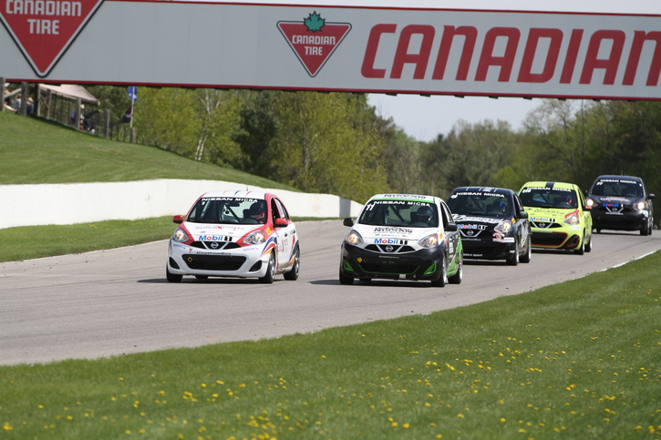 Coupe Nissan Micra Cup in Photos, May 18-20 | CANADIAN TIRE MOTORSPORT PARK, ON - 28-180521183812