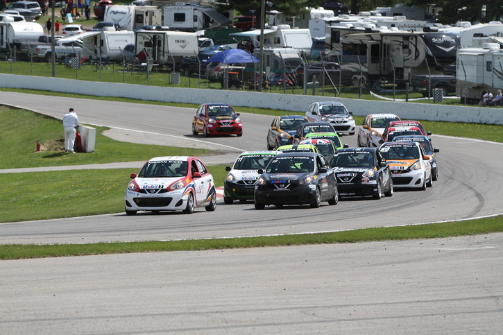 Coupe Nissan Micra Cup in Photos, May 18-20 | CANADIAN TIRE MOTORSPORT PARK, ON - 28-180521183907