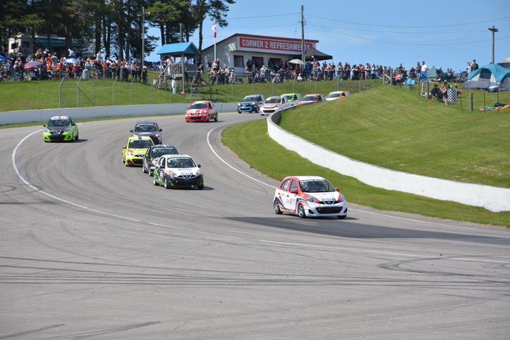 Coupe Nissan Micra Cup in Photos, May 18-20 | CANADIAN TIRE MOTORSPORT PARK, ON - 28-180521183948