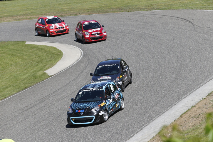 Coupe Nissan Micra Cup in Photos, June 2-3 | Calabogie Motorsport Park, ON - 29-180604150809