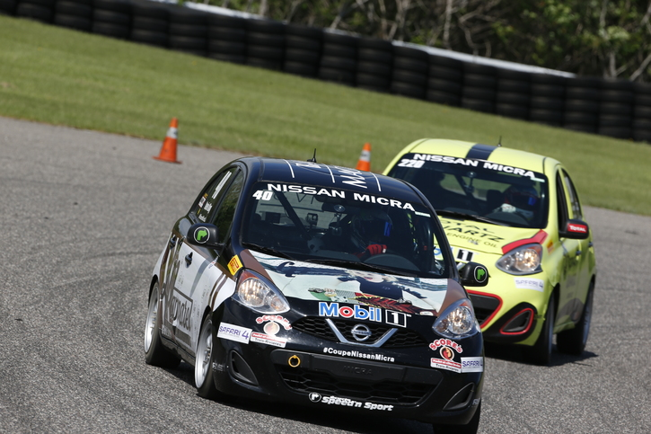 Coupe Nissan Micra Cup in Photos, June 2-3 | Calabogie Motorsport Park, ON - 29-180604150914