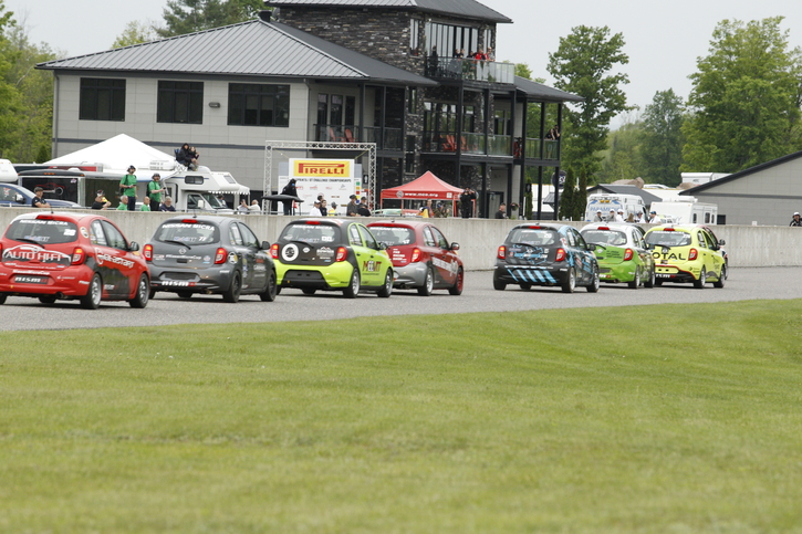 Coupe Nissan Micra Cup in Photos, June 2-3 | Calabogie Motorsport Park, ON - 29-180604151001