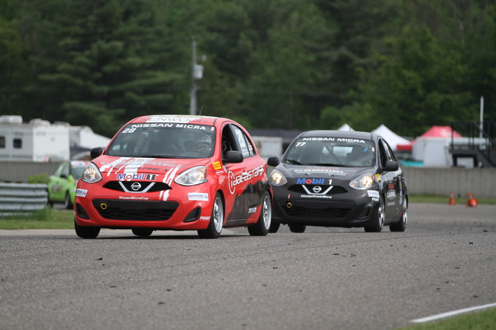 Coupe Nissan Micra Cup in Photos, June 2-3 | Calabogie Motorsport Park, ON - 29-180604151007
