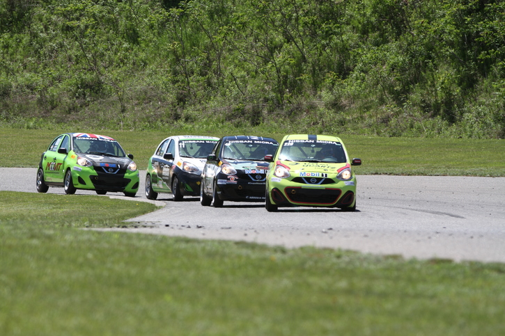 Coupe Nissan Micra Cup in Photos, June 2-3 | Calabogie Motorsport Park, ON - 29-180604151011