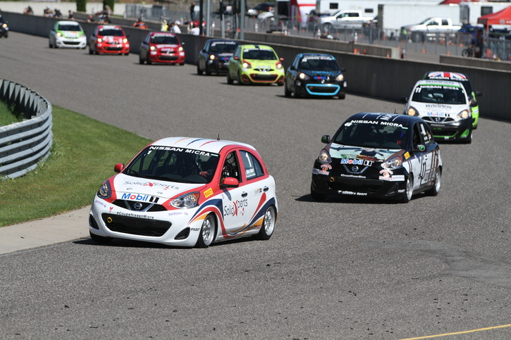 Coupe Nissan Micra Cup in Photos, June 2-3 | Calabogie Motorsport Park, ON - 29-180604151105