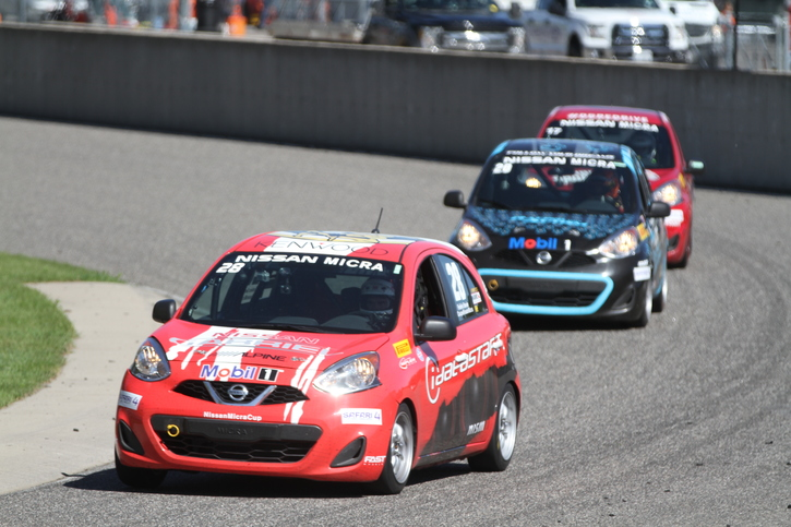 Coupe Nissan Micra Cup in Photos, June 2-3 | Calabogie Motorsport Park, ON - 29-180604151109