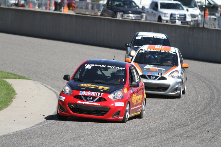 Coupe Nissan Micra Cup in Photos, June 2-3 | Calabogie Motorsport Park, ON - 29-180604151112