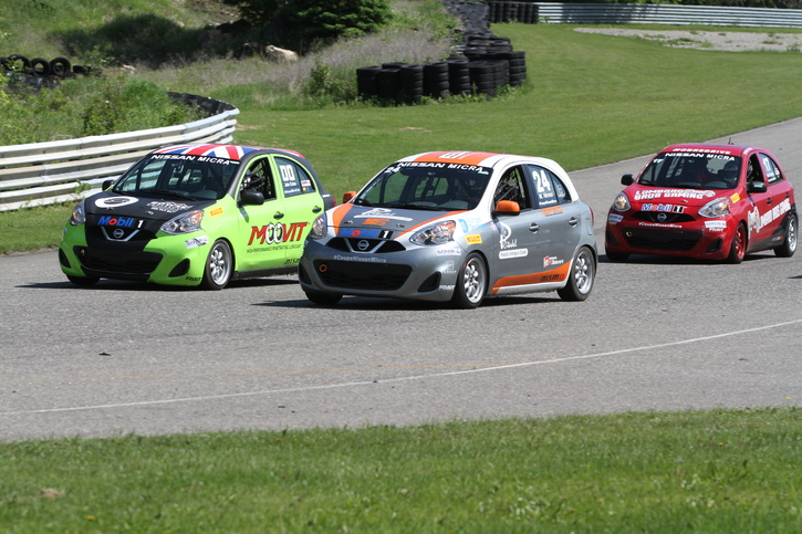 Coupe Nissan Micra Cup in Photos, June 2-3 | Calabogie Motorsport Park, ON - 29-180604151924