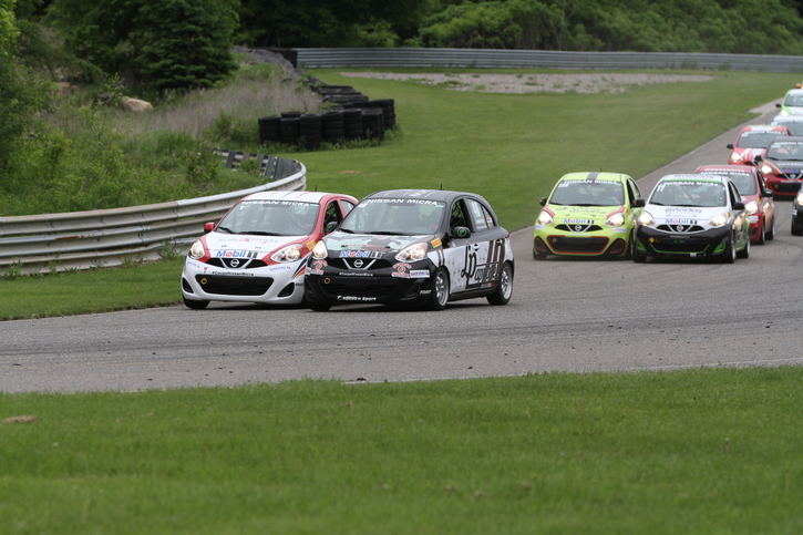 Coupe Nissan Micra Cup in Photos, June 2-3 | Calabogie Motorsport Park, ON - 29-180604151929