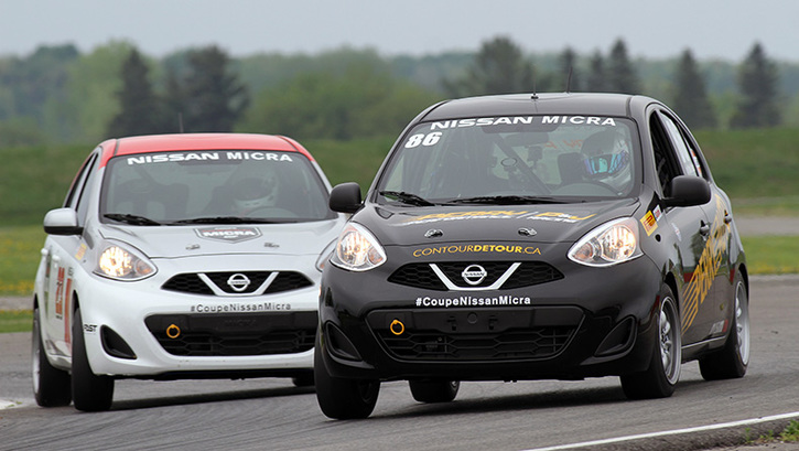 Coupe Nissan Micra Cup in Photos, MAY 22 - MAY 24 | CIRCUIT MONT-TREMBLANT - 3-170623130343