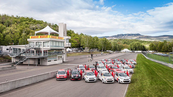 Coupe Nissan Micra Cup in Photos, MAY 22 - MAY 24 | CIRCUIT MONT-TREMBLANT - 3-170623130403