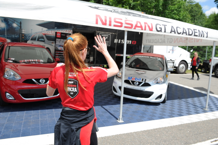 Coupe Nissan Sentra Cup in Photos, JULY 27-29 | CIRCUIT MONT-TREMBLANT, QC - 30-180730113958