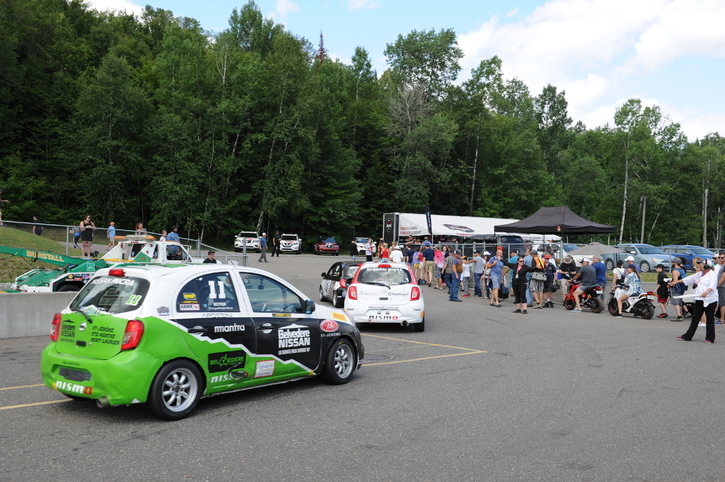 Coupe Nissan Sentra Cup in Photos, JULY 27-29 | CIRCUIT MONT-TREMBLANT, QC - 30-180730114000