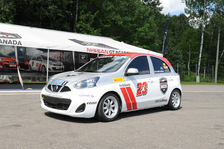 Coupe Nissan Sentra Cup in Photos, JULY 27-29 | CIRCUIT MONT-TREMBLANT, QC - 30-180730114005