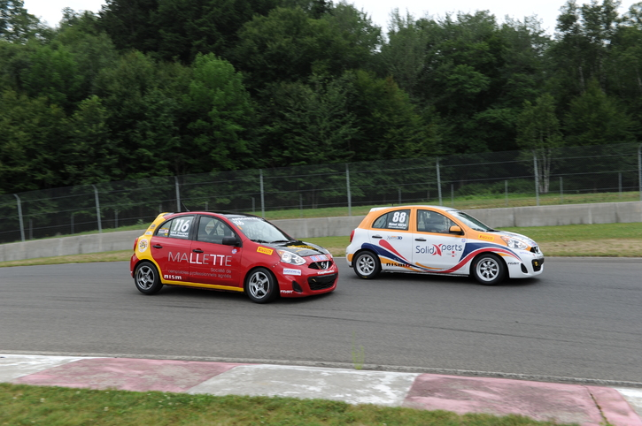 Coupe Nissan Sentra Cup in Photos, JULY 27-29 | CIRCUIT MONT-TREMBLANT, QC - 30-180730114007