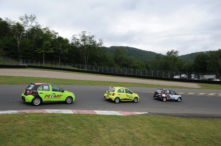 Coupe Nissan Micra Cup in Photos, JULY 27-29 | CIRCUIT MONT-TREMBLANT, QC - 30-180730114009