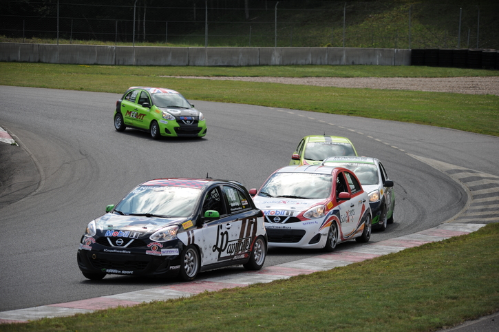 Coupe Nissan Sentra Cup in Photos, JULY 27-29 | CIRCUIT MONT-TREMBLANT, QC - 30-180730114011
