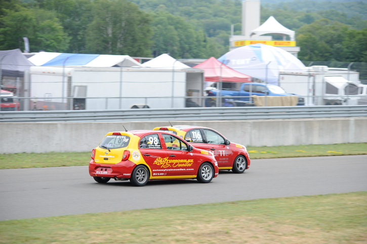 Coupe Nissan Micra Cup in Photos, JULY 27-29 | CIRCUIT MONT-TREMBLANT, QC - 30-180730114101