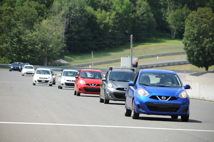 Coupe Nissan Micra Cup in Photos, JULY 27-29 | CIRCUIT MONT-TREMBLANT, QC - 30-180730114103