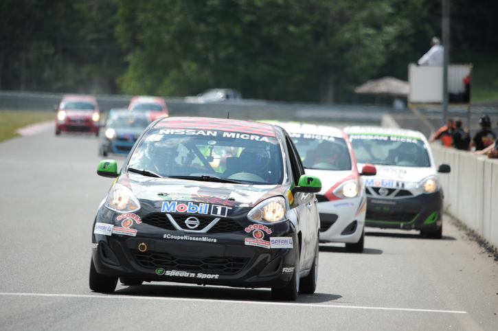 Coupe Nissan Sentra Cup in Photos, JULY 27-29 | CIRCUIT MONT-TREMBLANT, QC - 30-180730114105