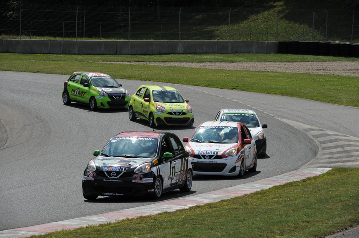 Coupe Nissan Micra Cup in Photos, JULY 27-29 | CIRCUIT MONT-TREMBLANT, QC - 30-180730114107