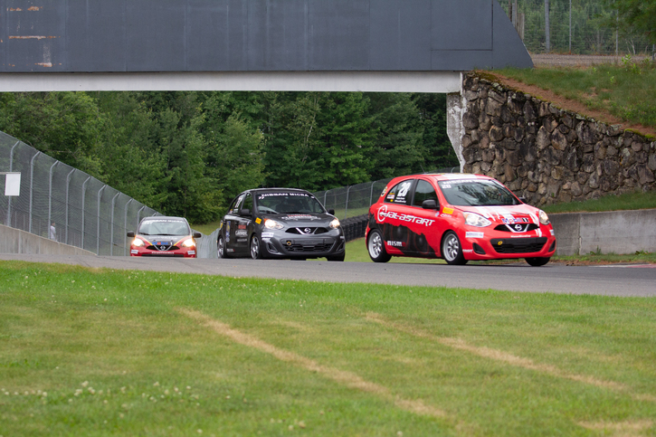 Coupe Nissan Micra Cup in Photos, JULY 27-29 | CIRCUIT MONT-TREMBLANT, QC - 30-180730114109