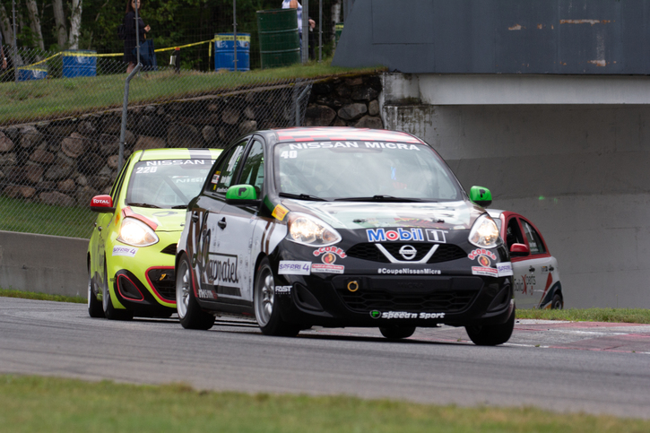 Coupe Nissan Sentra Cup in Photos, JULY 27-29 | CIRCUIT MONT-TREMBLANT, QC - 30-180730114112