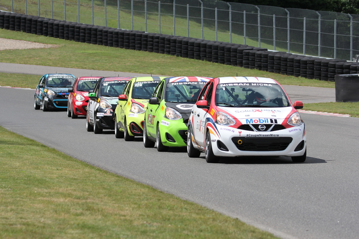 Coupe Nissan Micra Cup in Photos, JULY 27-29 | CIRCUIT MONT-TREMBLANT, QC - 30-180730114114