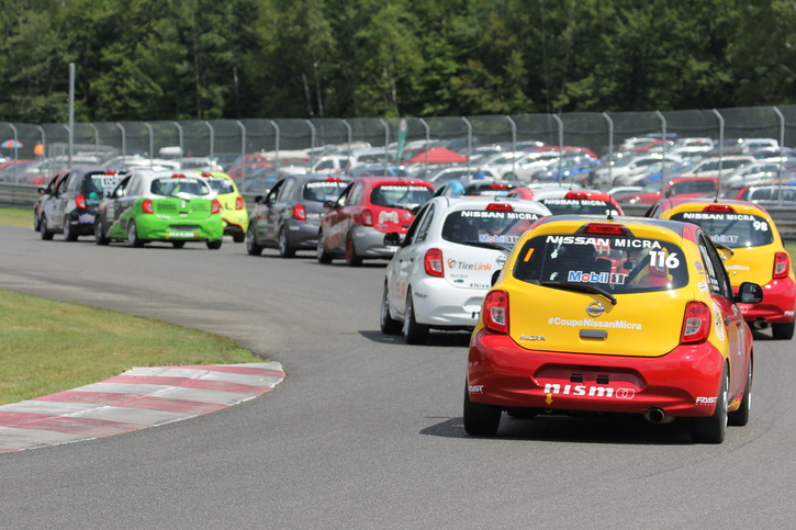 Coupe Nissan Micra Cup in Photos, JULY 27-29 | CIRCUIT MONT-TREMBLANT, QC - 30-180730114116
