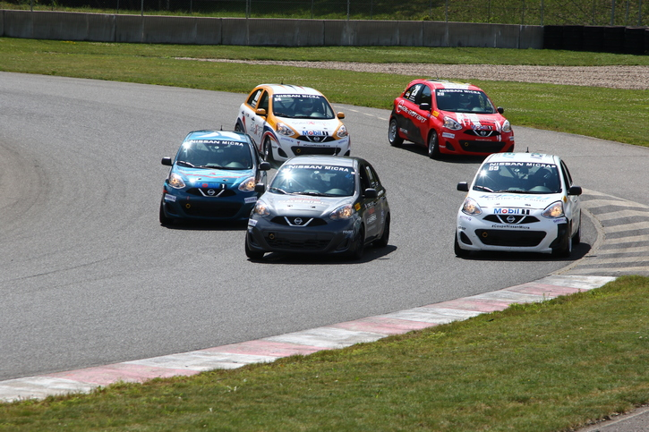 Coupe Nissan Micra Cup in Photos, JULY 27-29 | CIRCUIT MONT-TREMBLANT, QC - 30-180730114212