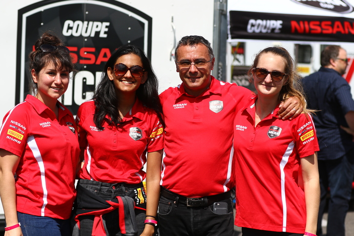 Coupe Nissan Sentra Cup in Photos, JULY 27-29 | CIRCUIT MONT-TREMBLANT, QC - 30-180730114223