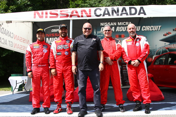 Coupe Nissan Sentra Cup in Photos, JULY 27-29 | CIRCUIT MONT-TREMBLANT, QC - 30-180730114227