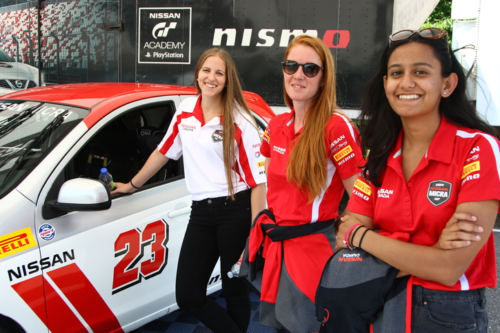 Coupe Nissan Micra Cup in Photos, JULY 27-29 | CIRCUIT MONT-TREMBLANT, QC - 30-180730114304