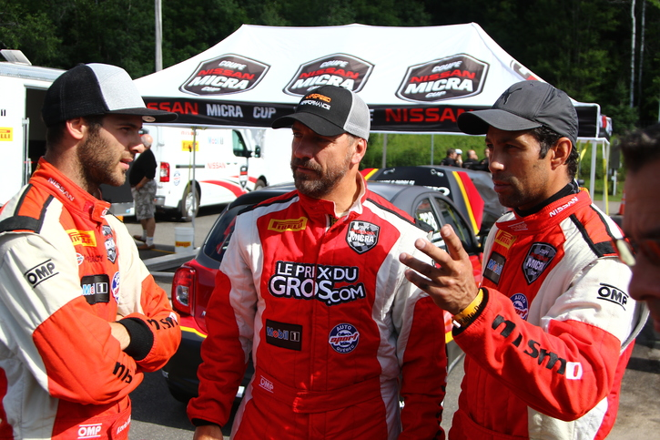 Coupe Nissan Micra Cup in Photos, JULY 27-29 | CIRCUIT MONT-TREMBLANT, QC - 30-180730114306