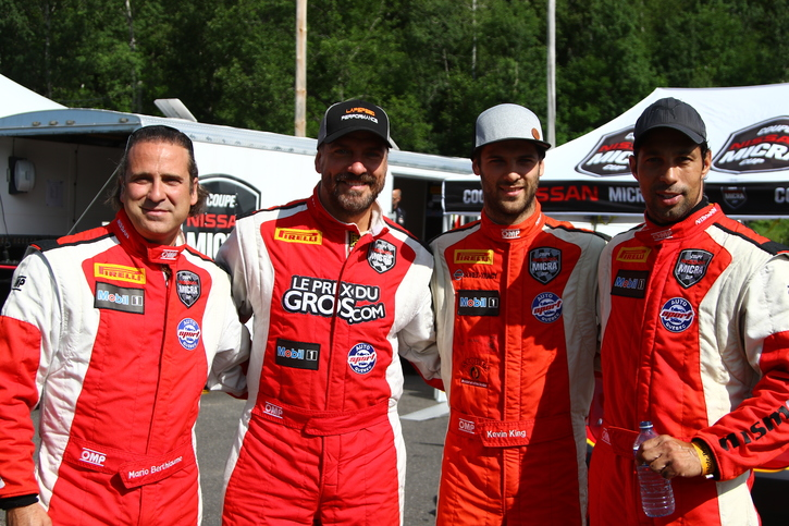 Coupe Nissan Micra Cup in Photos, JULY 27-29 | CIRCUIT MONT-TREMBLANT, QC - 30-180730114313