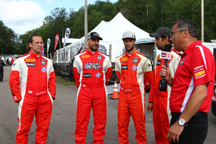 Coupe Nissan Sentra Cup in Photos, JULY 27-29 | CIRCUIT MONT-TREMBLANT, QC - 30-180730114315