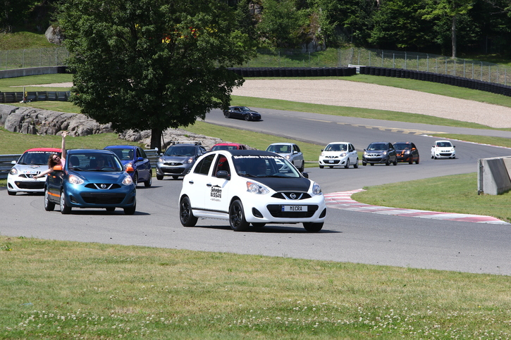 Coupe Nissan Sentra Cup in Photos, JULY 27-29 | CIRCUIT MONT-TREMBLANT, QC - 30-180730114320