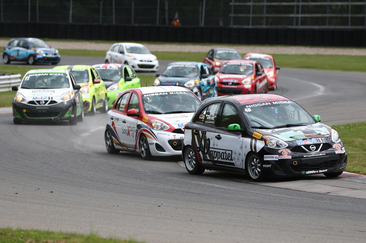 Coupe Nissan Micra Cup in Photos, JULY 27-29 | CIRCUIT MONT-TREMBLANT, QC - 30-180730115058