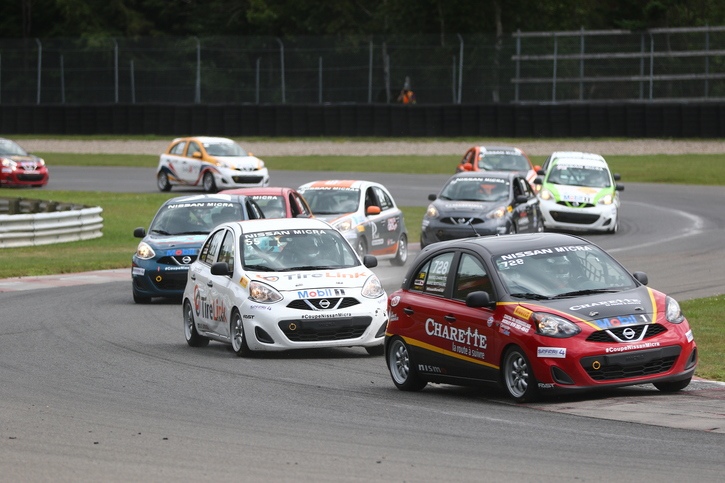 Coupe Nissan Micra Cup in Photos, JULY 27-29 | CIRCUIT MONT-TREMBLANT, QC - 30-180730115101